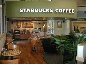 Starbucks in Weaverville California Tops Super Foods