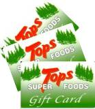 Tops Market Gift Cards